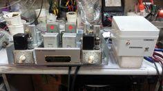 LCR trans phono preamp