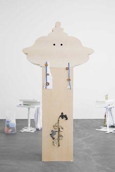 Helen Marten at Kunsthalle Zurich