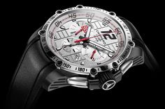 Chopard Mark Webber Superfast Chrono Porsche 919
