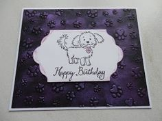 nuvo embellishment mousse, stampin'up bella & friends