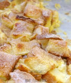 Make this Cinnamon French Toast Casserole and your family will kiss you all day! Great for school day breakfast or wait for the weekend!.