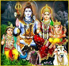 Ashoka Sundari: The untold story of Lord Shiva and Lord Parvati's daughter! Lord Shiva Stories, Lord Shiva Pics, Lord Shiva Hd Images, Lord Shiva Family, Shiva Parvati Images, Shiva Hindu, Shiva Art, Hindu Art, Durga Maa