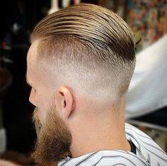 Cheveux gominés 1
