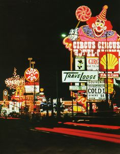 Las Vegas,1980s viamemoriastoica