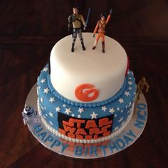 Star Wars Rebels Cupcakes Walmart Birthday Cakes And