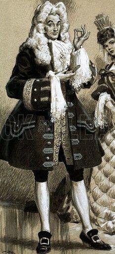 17th Century Mens Fashion