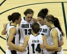 UWGB Womens Basketball - Julie Wojta