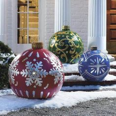 Outdoor-Christmas-Decorations-For-A-Holiday-Spirit-_551.jpg 570×570 pixels