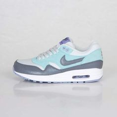 Nike Air Max 1(Light Base Grey/Cool Grey)  #bestsneakersever.com #sneakers #shoes #nike #airmax1 #lightbasegrey #coolgrey #women #style #fashion