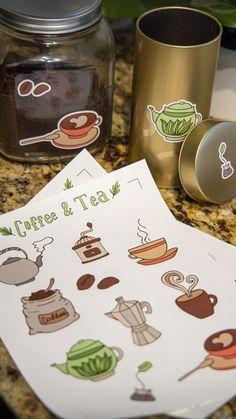 Cricut Tutorials, Card Tutorials, Cricut Ideas, Printable Sticker Paper, Diy Stickers, Custom Printed Labels, Printing Labels, Cricut Air, Cricut Craft