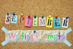 30 September Writing