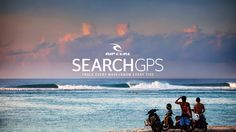 Rip Curl Search GPS Watch and Interactive Platform Rip Curl, Viral Advertising, Quantified Self, Cannes, Digital Campaign, Commercial Advertisement, New Gadgets, Island Life, Youtube