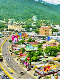 San Pedro Sula- Honduras.... my beautiful country. Where I was born and would later meet my other half.