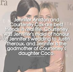 #jenniferaniston #courteneycox #friends #friendstvseries #friendstvshow #rachelgreen #monicageller