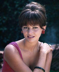 Rome Italy September 22 1966 The Italian actress Claudia Cardinale