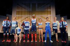 Olympic kit designed by Stella McCartney