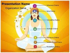 10 best yoga powerpoint presentation template images