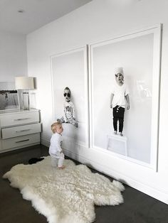Honey…I blew up the kids. Ok, not really but I totally turned my favourite kid… Honey…I blew up the kids. Ok, not really but I totally turned my favourite kids portraits into giant wall art. And you guys, it turned out SO GOOD! When I fo – Wall Art