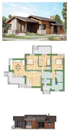 Ev villa projesi 130-007-R   House Expert