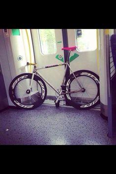 Rat fixed bike