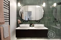 364 New Street, Brighton VIC 3186 | Domain Brighton, Mirror, Bathroom, Street, News, Furniture, Home Decor, Washroom, Decoration Home