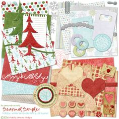 Monday's Guest Digital Scrapbook Freebies ~ShabbyPrincess.Com ♥♥Join 3,600 people. Follow our Free Digital Scrapbook Board. New Freebies every day.♥♥