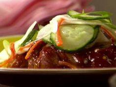 Asian braised pork shoulder