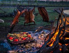 Hot Spots for Al Fresco dining in Mendoza - From Anna Bistro to Siete Fuegos