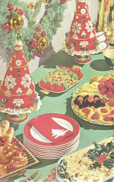 Christmas Feast  (Better Homes and Gardens Best Buffets, 1963)