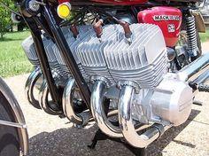 Allen Millyard Specials Kawasaki 1000 And 850 5 Cylinder Motos Kawasaki, Kawasaki Motorcycles, Cool Motorcycles, Vintage Motorcycles, Kawasaki Ninja, Jawa 350, V Max, Japanese Motorcycle, Motorcycle Engine