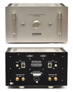 Sugden Masterclass Class A Stereo Power Amplifier Diy Amplifier, High End Audio, Hifi Audio, Music Production, Audio Equipment, Audiophile, Master Class, Speakers, Pets