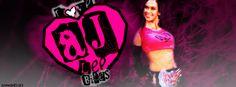AJ Lee Facebook Covers | Aj Lee HD Wallpapers