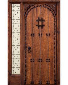 Puertas Rusticas | Mallorca Windows Fairy Doors, Diy Door, Dream Rooms, French Country, Tall Cabinet Storage, Diy And Crafts, House Design, Windows, Furniture