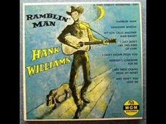 THERE'LL BE NO TEARDROPS TONIGHT by HANK WILLIAMS - YouTube