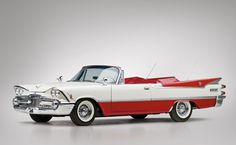 1959 Dodge Custom Royal D-500 convertible
