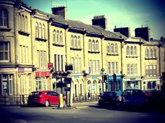 The Quadrant, Buxton, Derbyshire