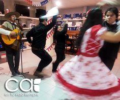 Fiestas Patrias 2014
