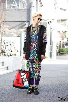 Tokyo Streets Fashion