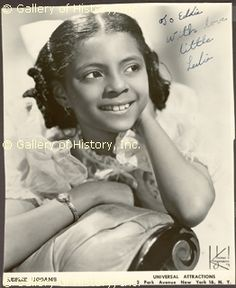 Leslie Uggams - She was so beautiful and talented!