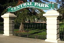 San Mateo, Central Park