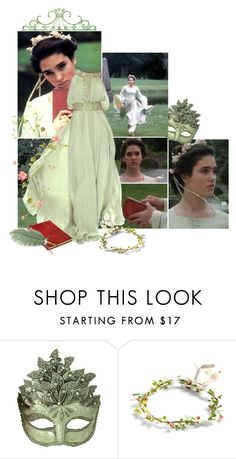 """""""Through Dangers Untold, and Hardships Unnumbered"""" by unstealthyninja ❤ liked on Polyvore featuring 8 Other Reasons, Elie Saab and OKA"""