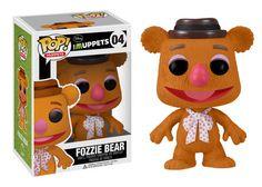 Pop! Muppets: Fozzie Bear