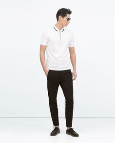 Image 1 of COMBINED TROUSERS from Zara
