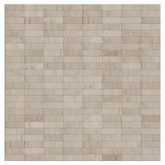 Self-Adhesive Stone Tile - Snowy - White
