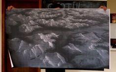 Mountains Poster $65
