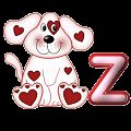 Z ~ GIF S Gif, The Letter Y, Alfabeto Animal, Cute Alphabet, Different Fonts, Safari, Minnie Mouse, Disney Characters, Fictional Characters