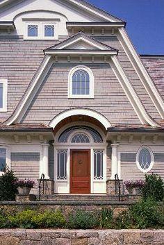 Small door, huge house