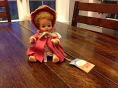 Betsy Wetsy Doll by IDEAL