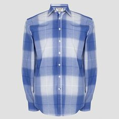 Sadler Check Classic Fit Button Cuff Shirt
