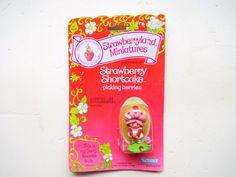 Vintage Strawberry Shortcake Strawberryland by WylieOwlVintage, $12.00